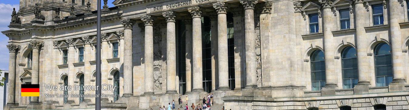 Server in Berlin