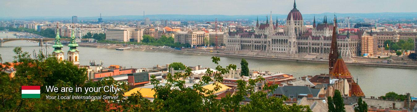 Server in Budapest