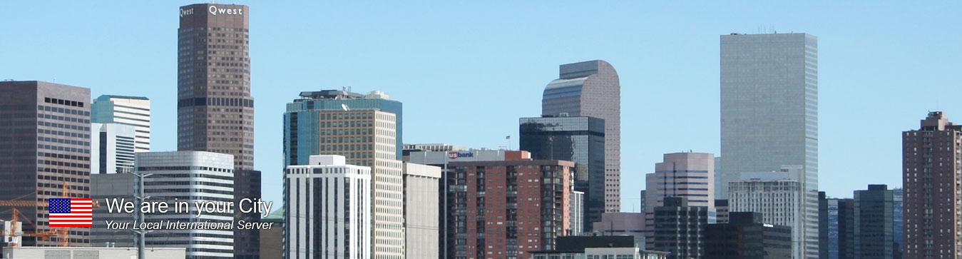 Server in Denver