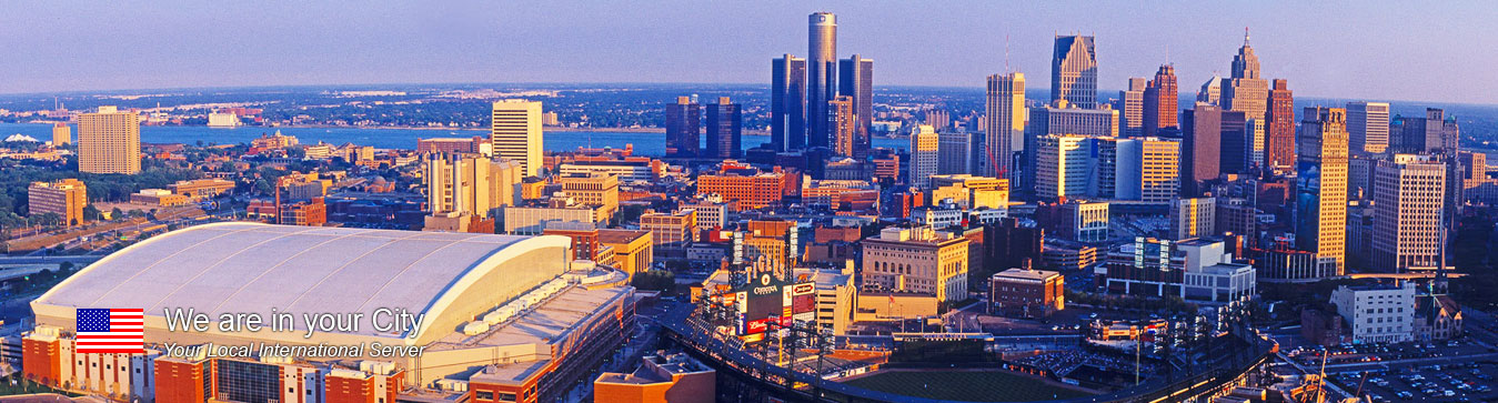 Server in Detroit