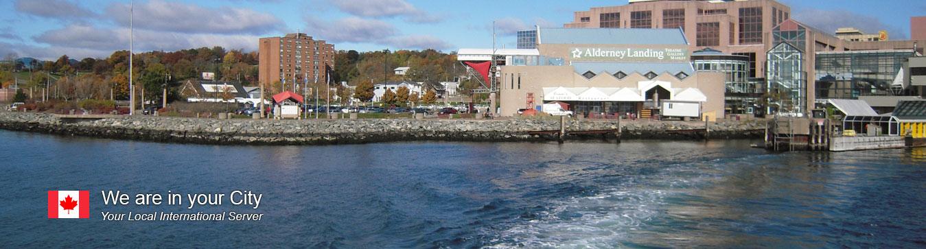 Server in Halifax