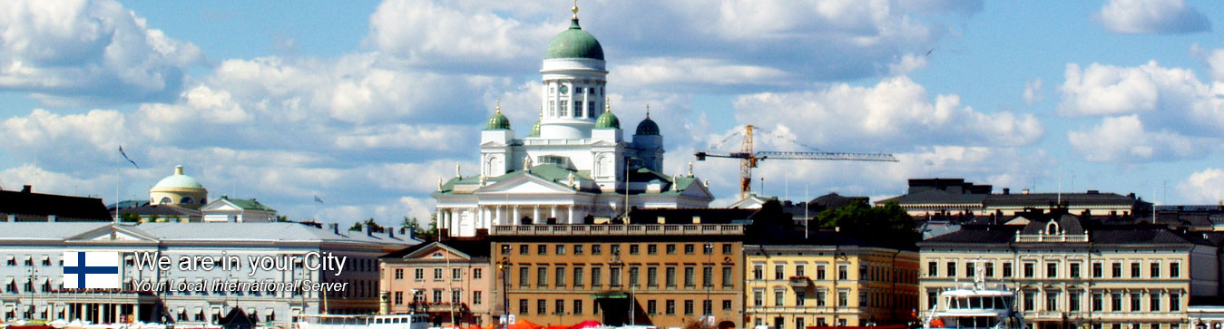 DEDICATED SERVERS Helsinki