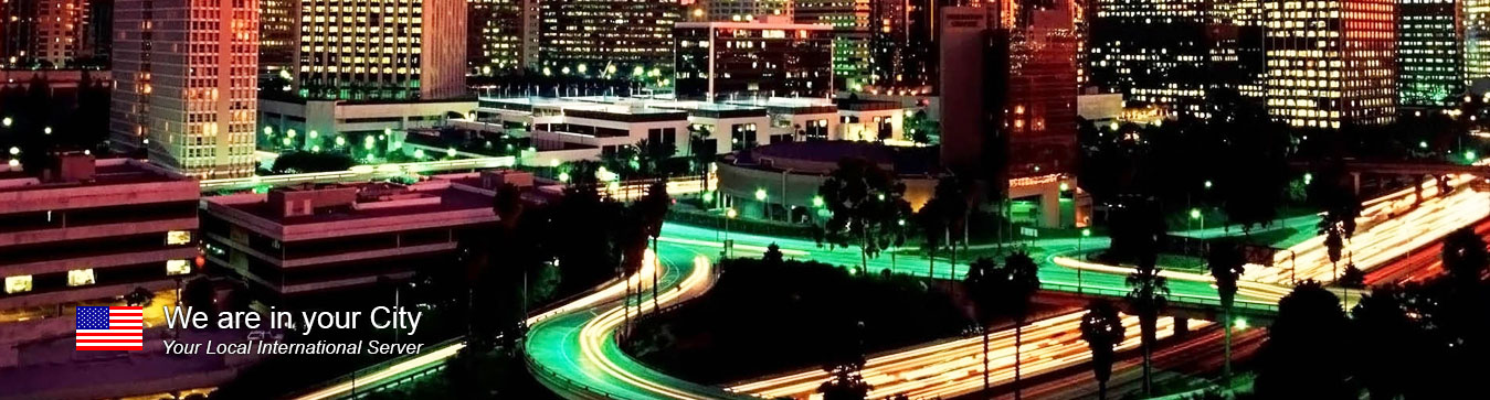 Server in Los Angeles