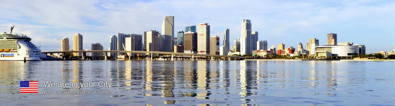 Server in Miami