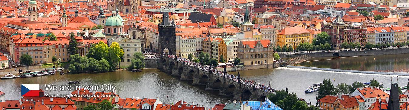 Server in Prague