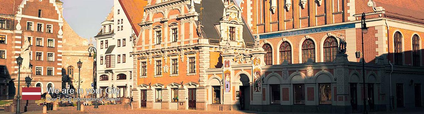 Server in Riga