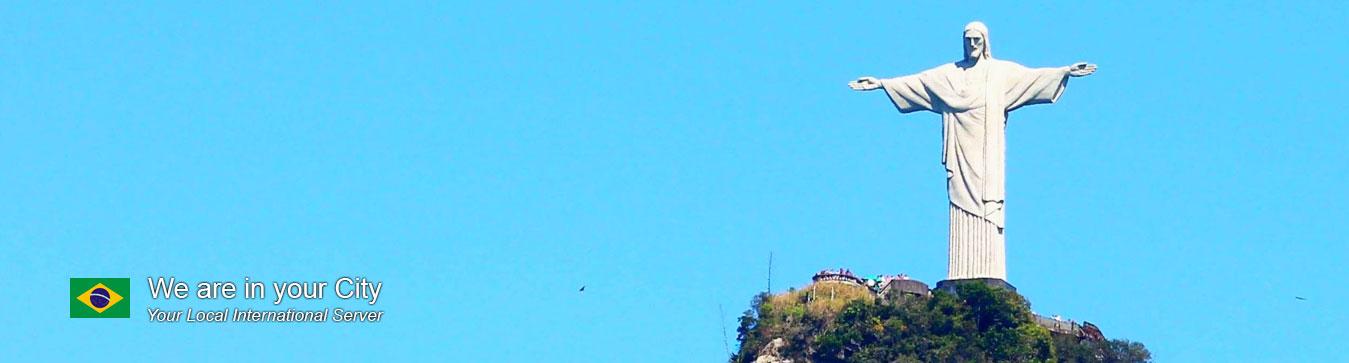 Server in Rio De Janeiro