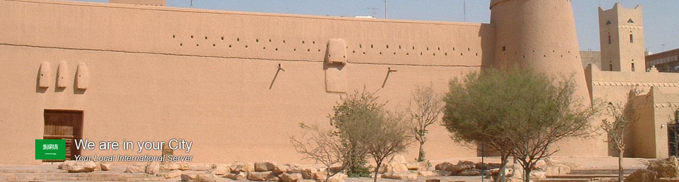 Dedicated Server Saudi Arabia