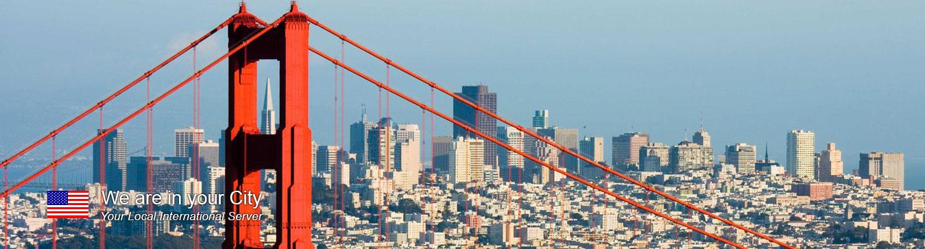 Server in San Francisco