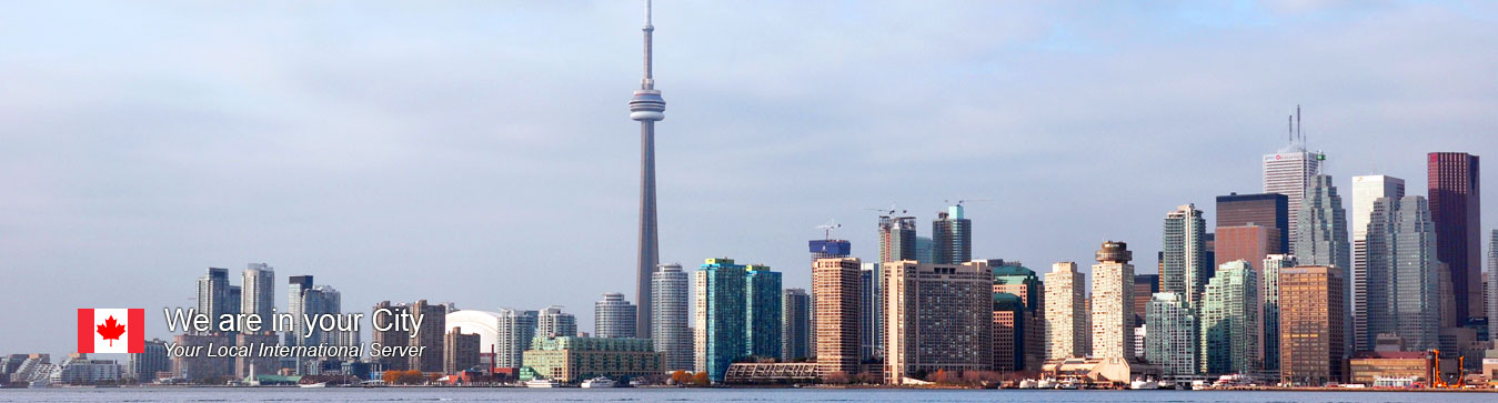 Server in Toronto