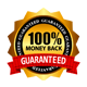 100% Money Back Guarantee by Hosting UltraSo